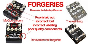 Forgeries… Have you got a real Wampler?