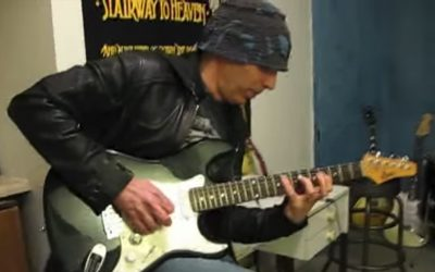 Is tone all in the fingers? Does Satriani sound the same with cheap gear?