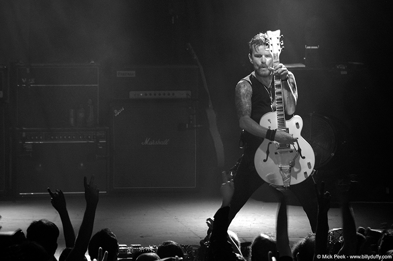 Chasing the tone of  Billy Duffy – Love Removal Machine