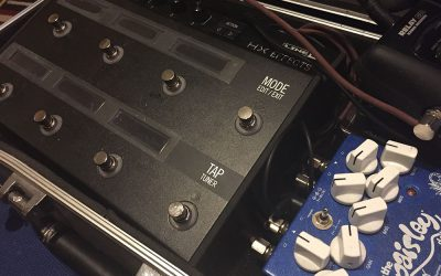 Line6 HXFX – the gigging verdict (confessions of a tone snob)