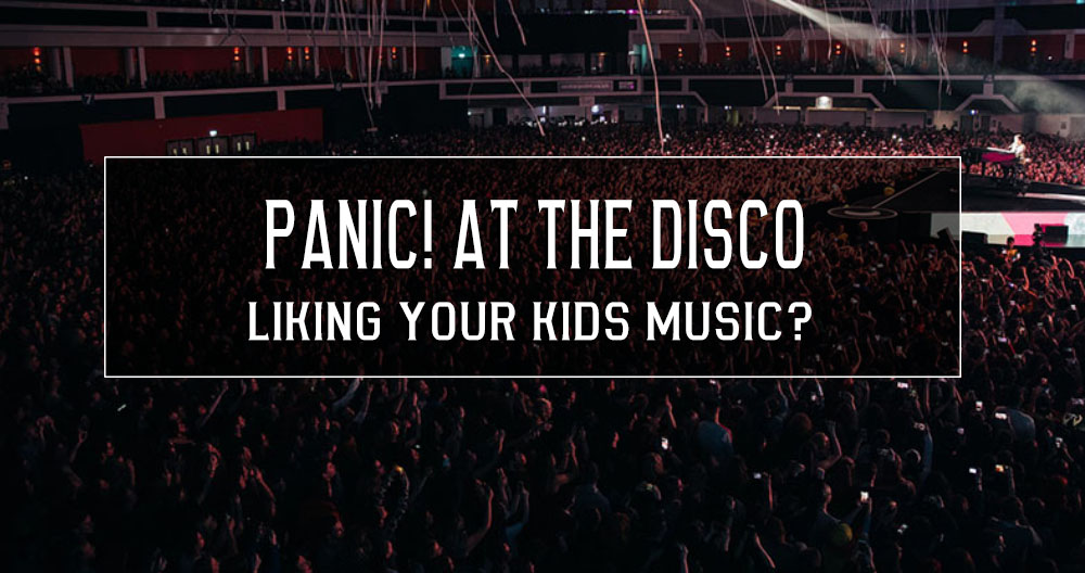 Seeing Panic! At The Disco live… Do you understand your kids music?