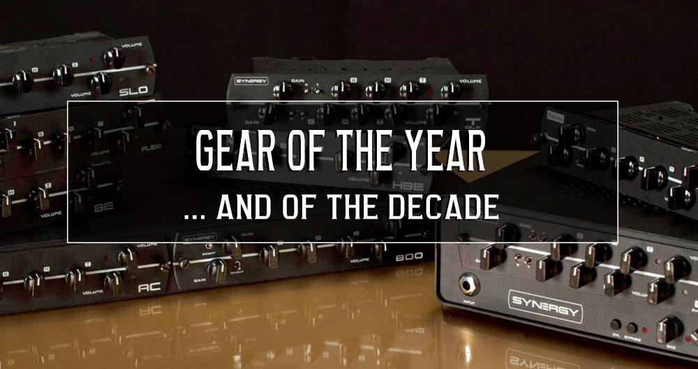 Gear of the Year – Gear of the Decade
